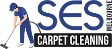 SES Carpet Cleaning Melbourne Logo