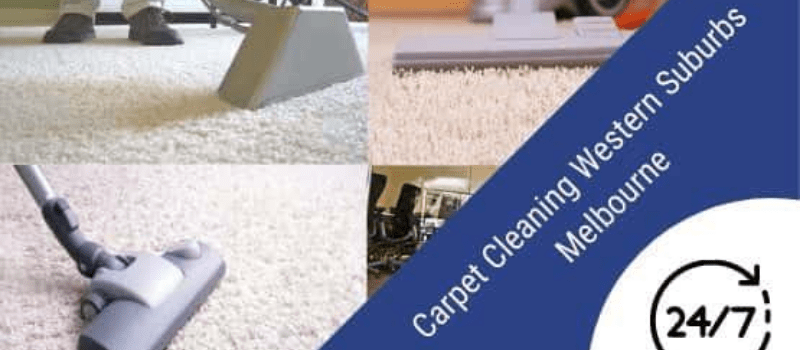 Carpet Cleaning Western Suburbs Melbourne