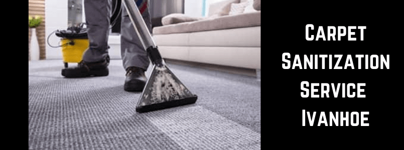 Carpet Sanitization Service Ivanhoe