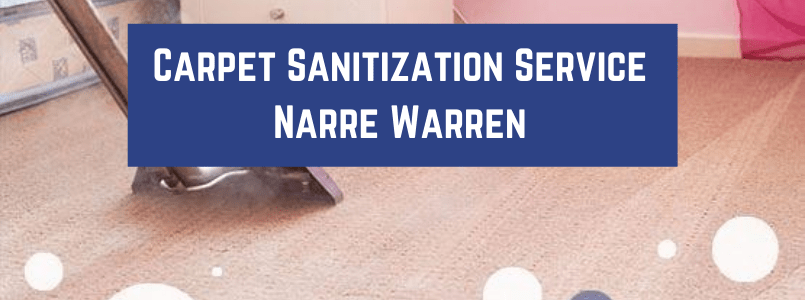 Carpet Sanitization Service Narre Warren