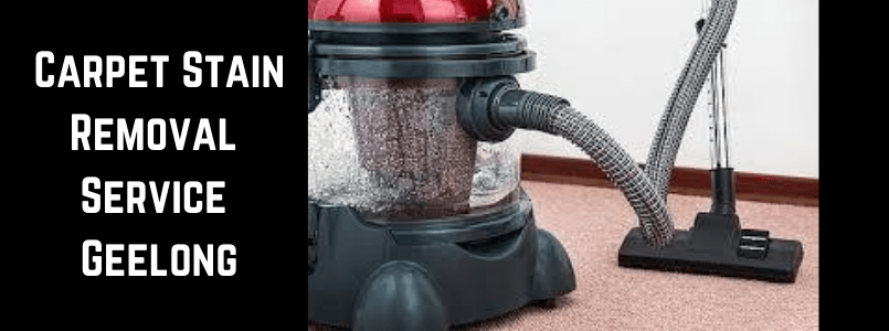Carpet Stain Removal Service Geelong