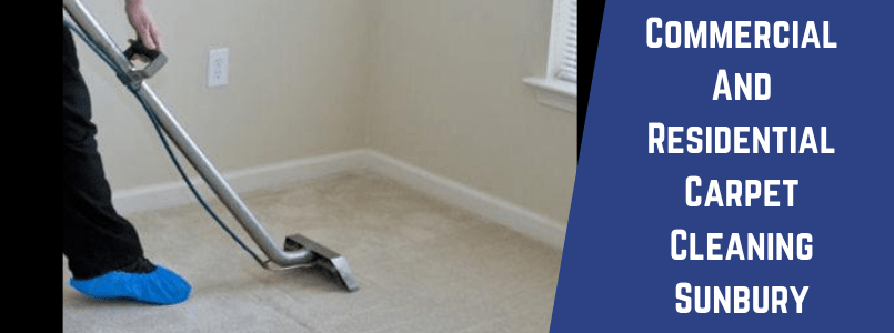 Commercial And Residential Carpet Cleaning Sunbury