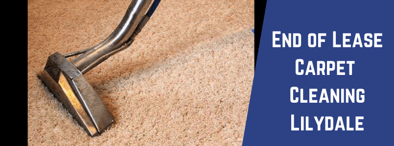 End of Lease Carpet Cleaning Lilydale