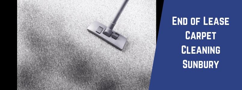 End of Lease Carpet Cleaning Sunbury