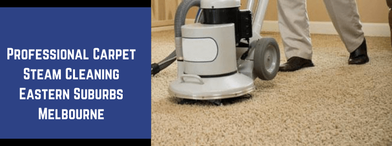 Professional Carpet Steam Cleaning Eastern Suburbs Melbourne