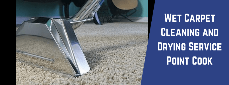 Wet Carpet Cleaning and Drying Service Point Cook